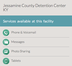 Welcome to the Jessamine County Detention Center